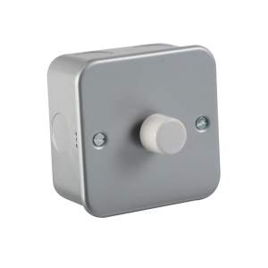 M2161 METAL CLAD 1G 2 WAY 60-400W DIMMER SWITCH