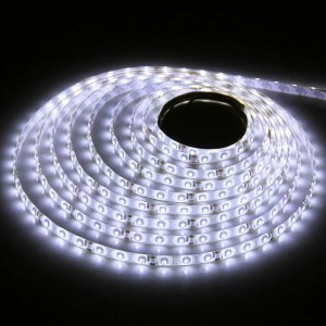 S2N FLEXIBLE  LED 12V IP65 COOL WHITE 6500K (5 METRES) WITH DRIVER