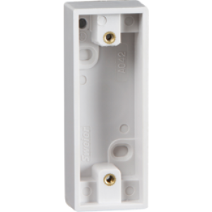 SURFACE MOUNTED ARCHITRAVE BOX 16mm DEEP