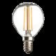 GB4SESC  230V 4W LED 45mm Golf Ball SES CLEAR