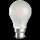GLS6BCO  230V 6W LED 60mm GLS BC FROSTED