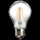 GLS6ESC    230V 6W LED 60mm GLS ES CLEAR