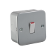 M8341 METAL CLAD 1G 20A DP SWITCH WITH NEON