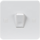 PURE 10A 1G 2 WAY SWITCH - 4MM