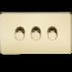 SF2163  SCREWLESS 3G 2 WAY DIMMER 60-400W