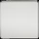 SF8350  SCREWLESS 1G BLANKING PLATE