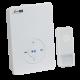DC008 WIRELESS MP3 DOOR CHIME - WHITE (200M RANGE)