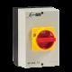 IN0027  IP65 63A ROTARY ISOLATOR 4P AC (230V-415V)