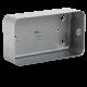M8900 METAL CLAD 2G BACK BOX