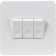 PURE 10A 3G 2 WAY SWITCH - 4MM