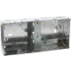 2G 35MM GALVANISED STEEL BOXES DUAL(PACK OF 10)
